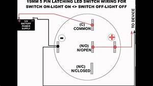 Wiring Led Switch - Wiring Diagrams Thumbs