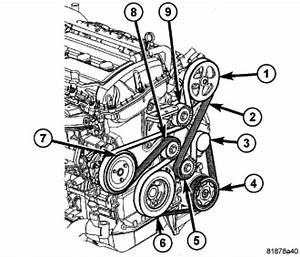 Diagram For Serpentine Belt