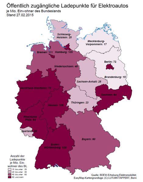 Ladestationen Fuer Elektroautos Interaktive Karte by Ausbau Der Ladeinfrastruktur F 252 R Elektroautos In