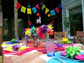 pool themes on mexican fiestas and mexican theme