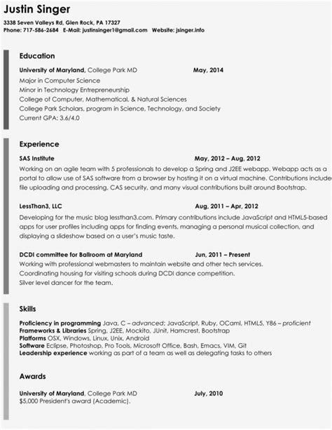 Copy And Paste Resume Template Learnhowtoloseweightnet