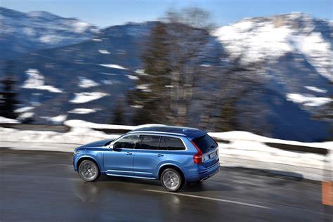 volvo cars announces range  updates  model year