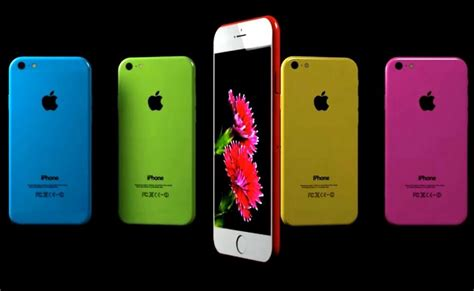 iphone 6c colors iphone 6c el dispositivo m 225 s peque 241 o de la historia apple