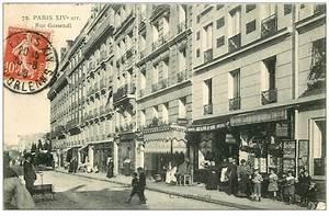 Magasin Bricolage Paris 14 : paris 14 magasin de cartes postales rue gassendi 1909 je ~ Dailycaller-alerts.com Idées de Décoration