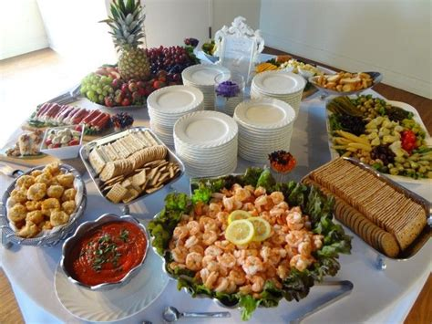 Skewers of shrimp or meat; Heavy Appetizer Party Menu / Ultimate Fall Party Appetizers to throw a gathering to ring in the ...