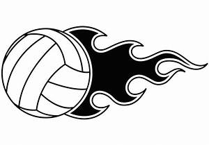 Free Volleyball Clip Art Pictures - Clipartix