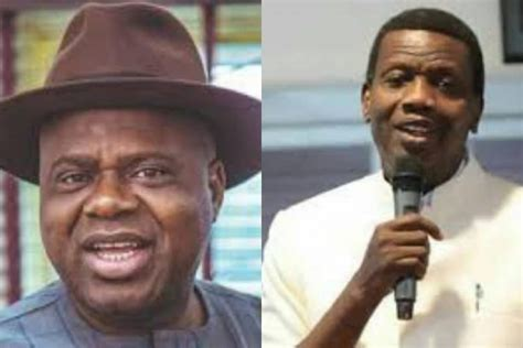 The news of the death of pastor dare adeboye, son of the general overseer of the redeemed christian church of god worldwide, enoch adeboye, shocked the world on thursday. How Adeboye told me I would be Bayelsa Governor - Diri - P ...