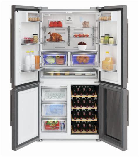 kühlschrank mit gefrierfach no side by side k 252 hlschrank mit integriertem weink 252 hler