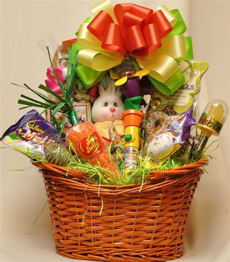 easter baskets create your own custom easter baskets home and garden digest