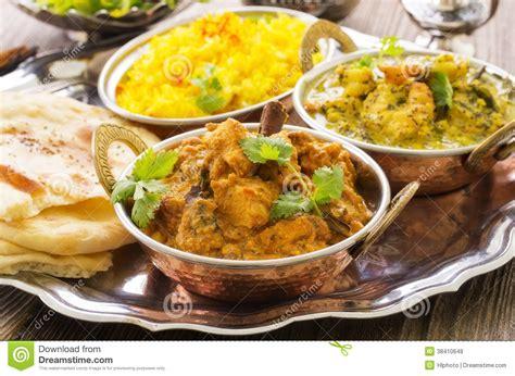 cuisine indienne traditionnelle cuisine indienne photos libres de droits image 38410648