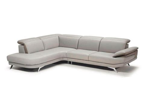 Natuzzi Editions B936 Principe Leather Sectional