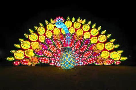 moonlight forest lantern art festival   los angeles
