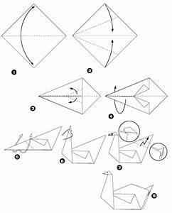 Comment Faire Des Origami : comment faire un origami oiseau facile match boox ~ Nature-et-papiers.com Idées de Décoration