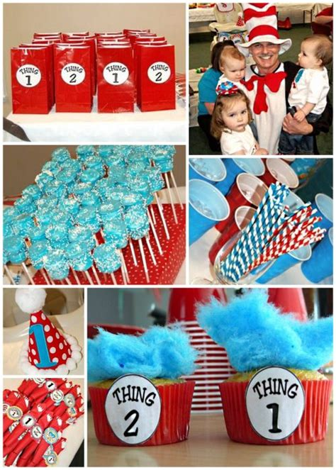 Thing One And Thing Two Decorations - thing 1 and 2 ideas for