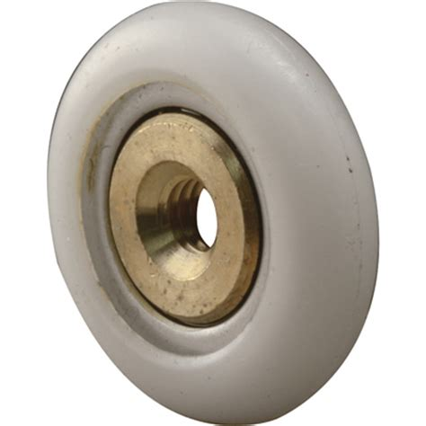 shower door roller crl 3 4 quot sliding oval edge shower door roller