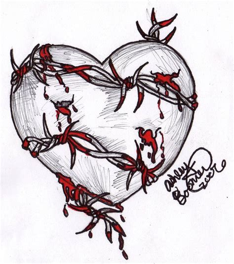 Read reviews from world's largest community for readers. Barbed Wire Heart by Boomboom34 on @DeviantArt ...