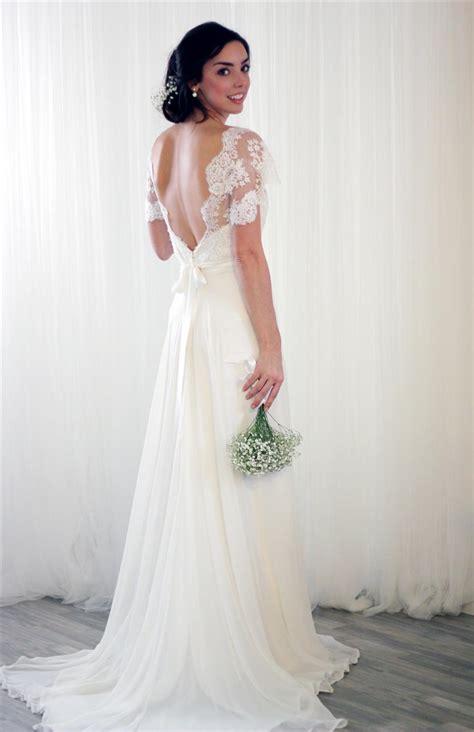 Elegant Vintage Wedding Dresses From Rose And Delilah Chic