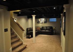 basement finishing ideas that won39t empty your wallet With finished basement ideas on a budget