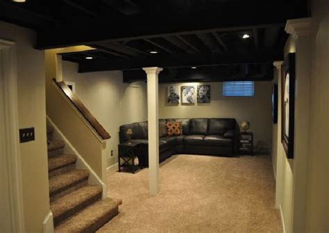 Basement Finishing Ideas That Won't Empty Your Wallet
