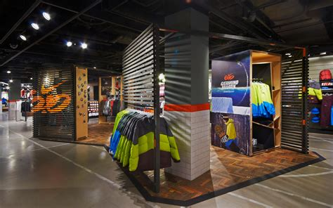 nike town london colin cornwell design art direction