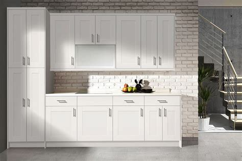 shaker style cabinets images flat panel vs shaker style cabinets in stock kitchens