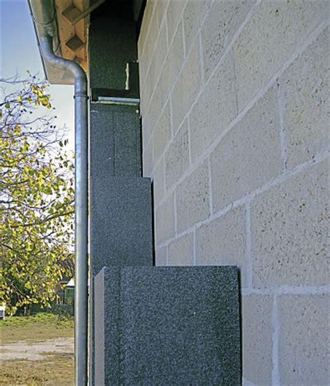 isolation ext 233 rieure comment isoler les murs exterieurs