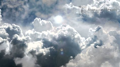 3d Wallpaper Sky by 3d Sky And Clouds Animation Wallpaper