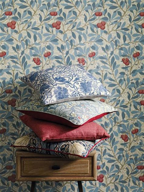 beautiful home fabrics  wallpaper patterns bringing