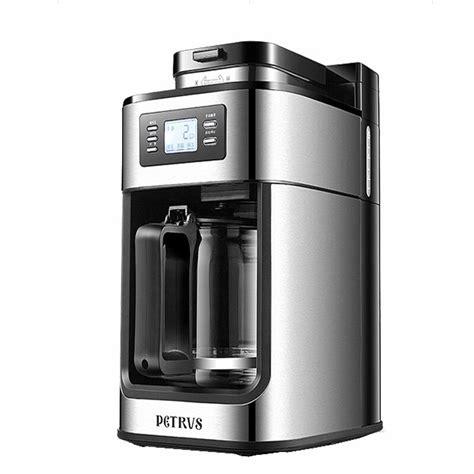 Carimali bluedot 26 fully automatic coffee machine bluedot 26: Automatic Bean Grinder Coffee Maker Household Drip Coffee Machine Fully automatic Coffee Maker ...