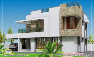 contemporary home design contemporary home design 2304 sq ft indian house plans