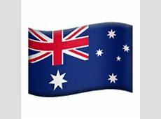 Australia Emoji U+1F1E6, U+1F1FA