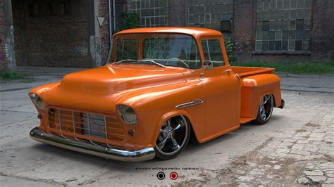 images  chevy trucks lowered  pinterest