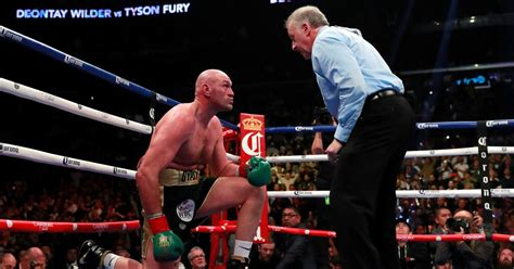 Tyson Fury's dad John vowed never to speak to him again if ...