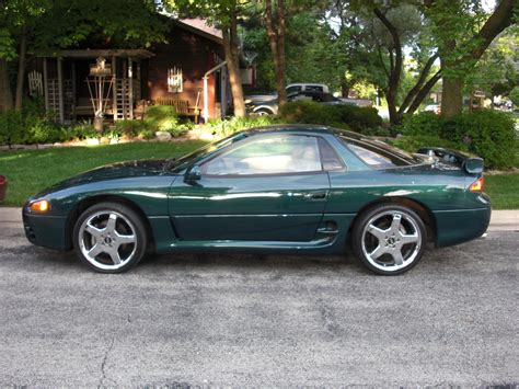 1996 Mitsubishi 3000gt by 1996 Mitsubishi 3000gt Information And Photos Zombiedrive