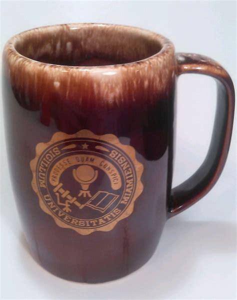 985 results for vintage brown coffee mug. Details about Vintage Hull Oven Proof Coffee Mug Brown ...