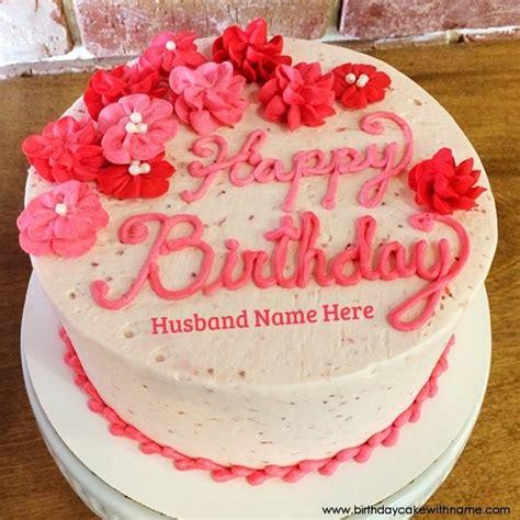 Happy Birthday Husband Cake 28 Images Husband Birthday Cake
