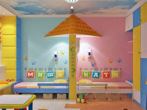 deco chambre mixte fille garcon idee deco chambre enfant mixte