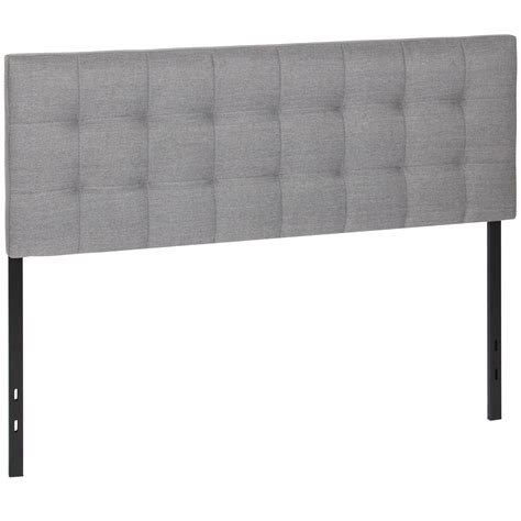 best fabric for tufted headboard best choice products upholstered tufted fabric queen headboard gray ebay