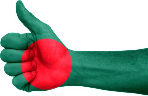 Bangladesh Flag Hand · Free image on Pixabay
