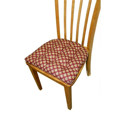 HomeOfficeDecoration   French country kitchen chair pads