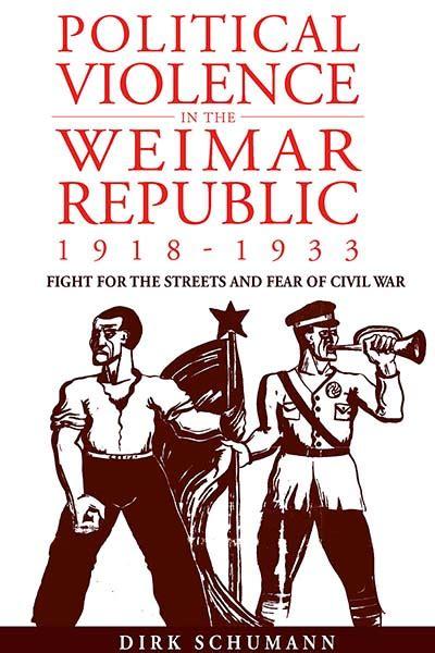 berghahn books political violence   weimar republic
