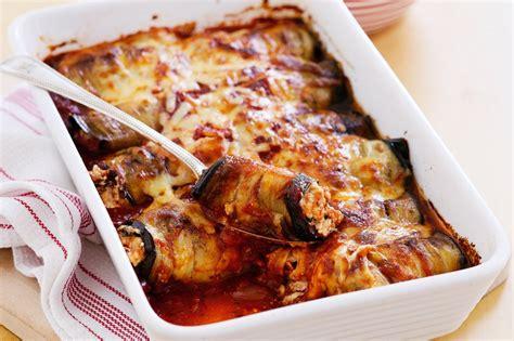 cuisine vapeur recettes recette aubergines au four ail et parmesan