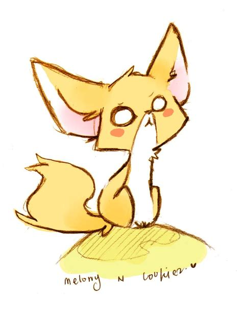 kawaii foxes images  pinterest foxes fox