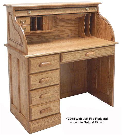 roll top desk used used wooden roll top desk hostgarcia