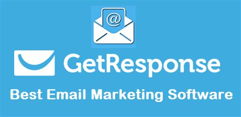 Best Marketing Programs by Getresponse Is It Really The Best Email Marketing Software