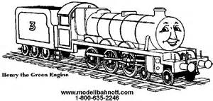 thomas henry colouring pages