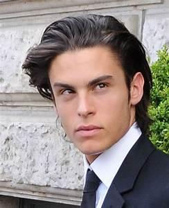 Cheveux En Arrière Homme : coiffure homme cheveux fins coiffes en arriere ~ Dallasstarsshop.com Idées de Décoration