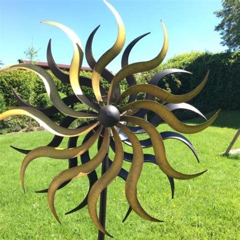 Gartenschmuck Aus Metall by Windrad Garten Test Vergleich Windrad Garten G 252 Nstig