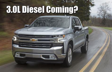 2019 Silverado 1500 Diesel by 2019 Chevy Silverado 1500 Diesel Auxdelicesdirene