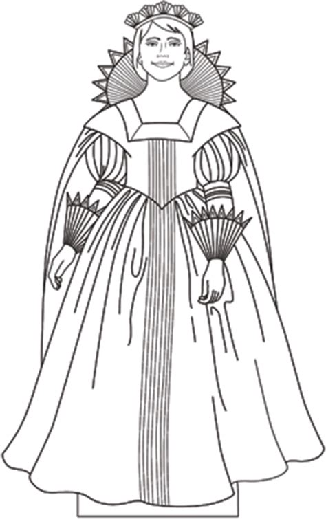 royal king  queen coloring pages coloringsnet